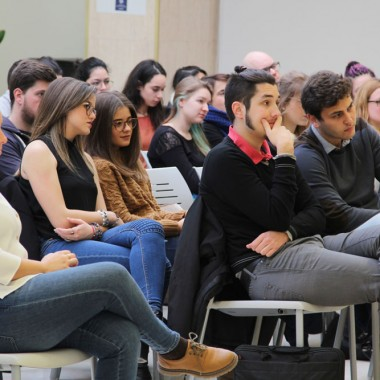 "La Universidad Francisco de Vitoria acoge el I Encuentro del Programa Europeo ""Junior Researcher Programme"""