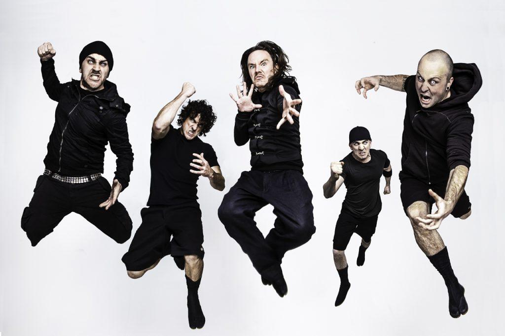 twelve-foot-ninja-band festimad