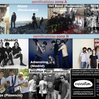 Ya hay finalistas para el MusicAula School Festival 2017