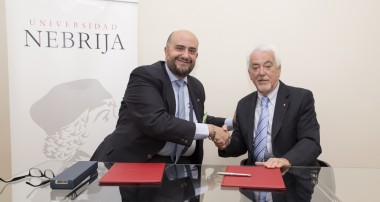 La Universidad Nebrija y CONCEE juntos por la transformación educativa