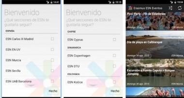 La Comisión lanza una aplicación móvil con motivo del aniversario de Erasmus+