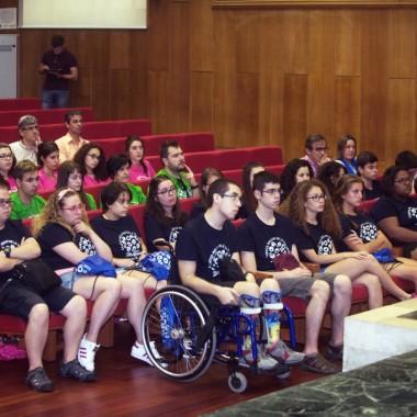Catorce universidades participan en los Campus inclusivos