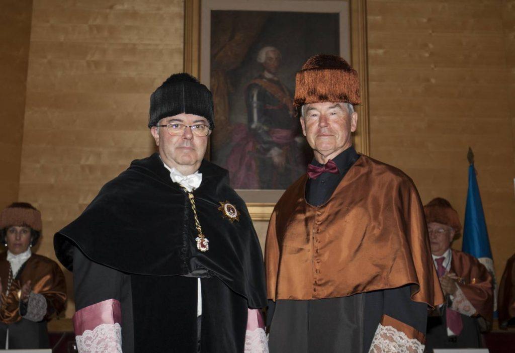 monaghan honoris causa upm
