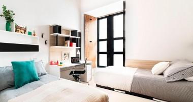 Nueva residencia universitaria en Alcalá de Henares
