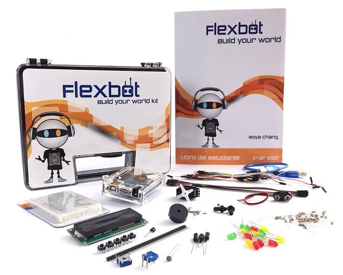 flexbot simo educacion