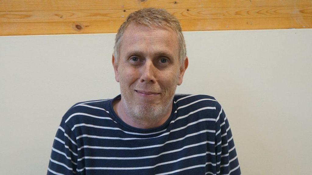 Geoff Edwards cambridge homeless