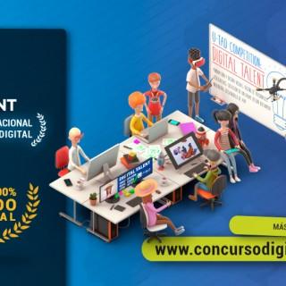 Digital Talent, el concurso de U-tad que te permitirá estudiar gratis el grado de tus sueños