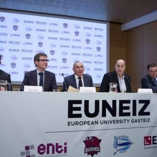 El Grupo Baskonia-Alavés desembarca en el mundo de la educación