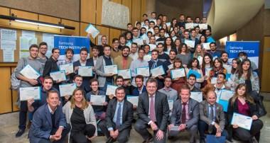Samsung Tech Institute y la UPM promueven el empleo juvenil