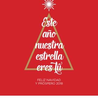 ¡¡Feliz Navidad y próspero año nuevo!!