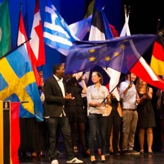 El Parlamento de los Jóvenes elige Valencia