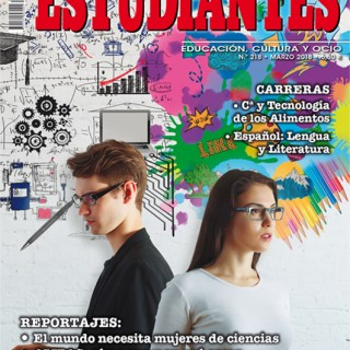 ¡Nuevo número de Entre Estudiantes!