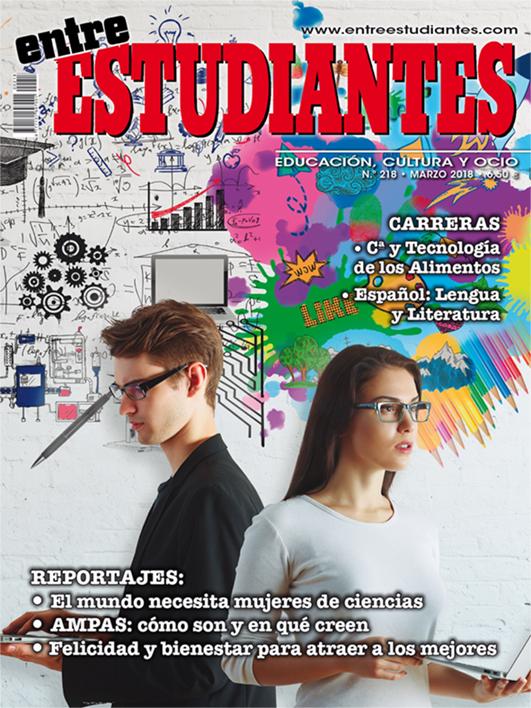 entre estudiantes 218