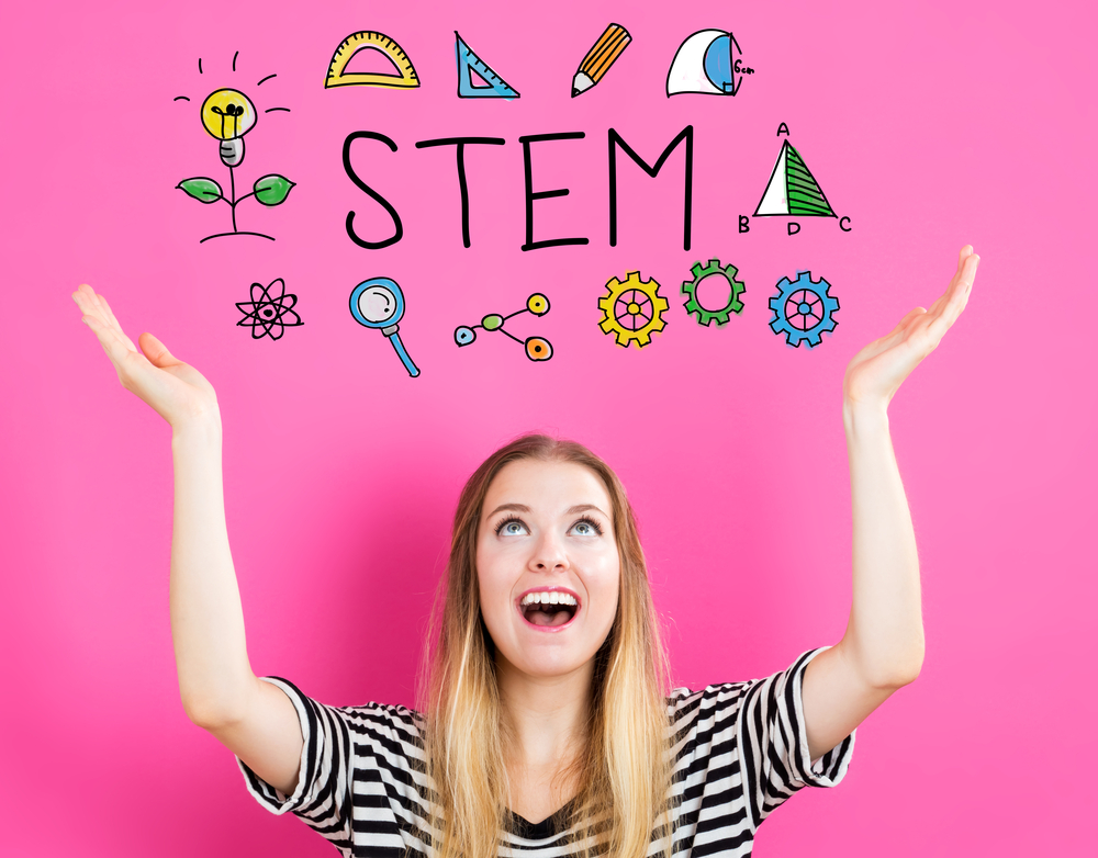 chicas stem carreras ciencias