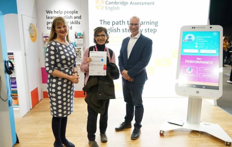 Una profesora gallega gana una beca de Cambridge gracias al uso de la inteligencia artificial en el aula