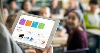 Everyone Can Create, la apuesta de Apple por la creatividad en clase
