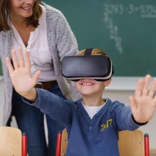 El futuro de la educación: realidad virtual + coaching personal
