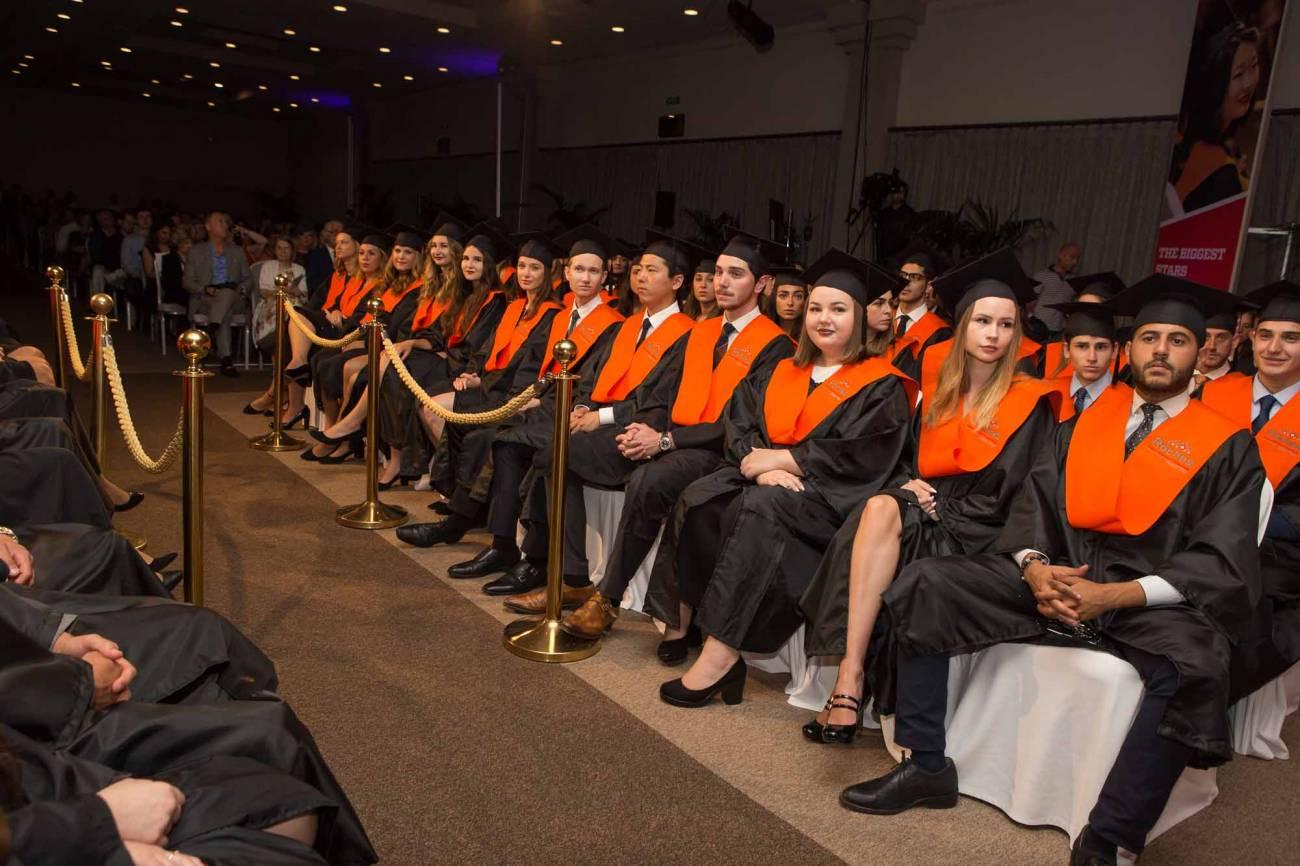 Graduación Les Roches