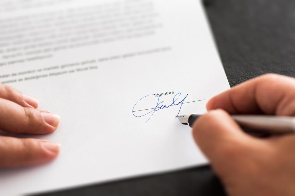 Qué debo saber antes de firmar un contrato? - Entre Estudiantes