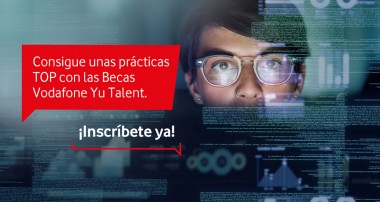 Becas 'Vodafone yu Talent': ambición digital