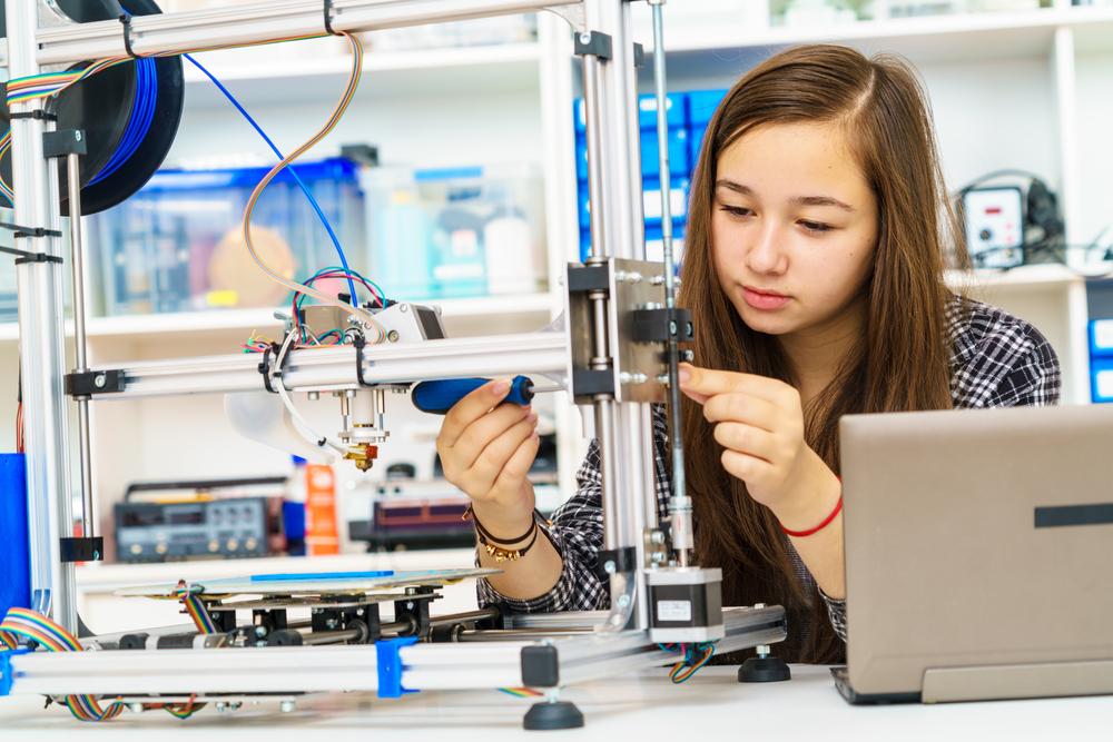 niñas tech mujeres tecnología
