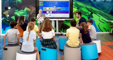 #MicrosoftEduLab muestra el futuro de las aulas en cuanto a innovación educativa