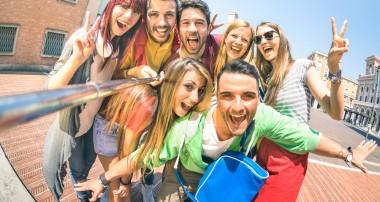 España, el tercer país que más estudiantes envía al programa Erasmus+
