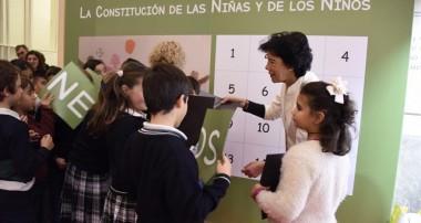 Las maestras y maestros, 'héroes' del Día de la Constitución