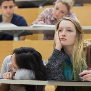 Universidad española: falla la materia prima