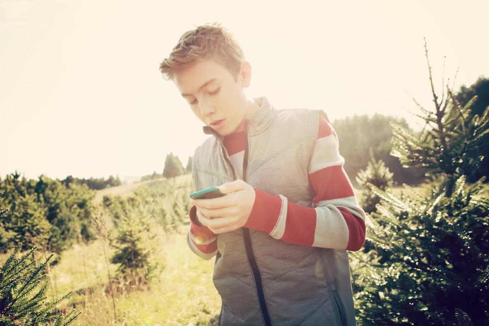 jóvenes móviles adicción