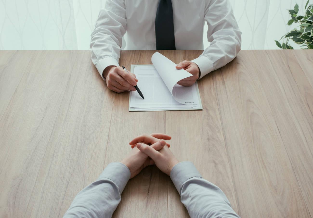 carta de presentación currículum entrevista trabajo