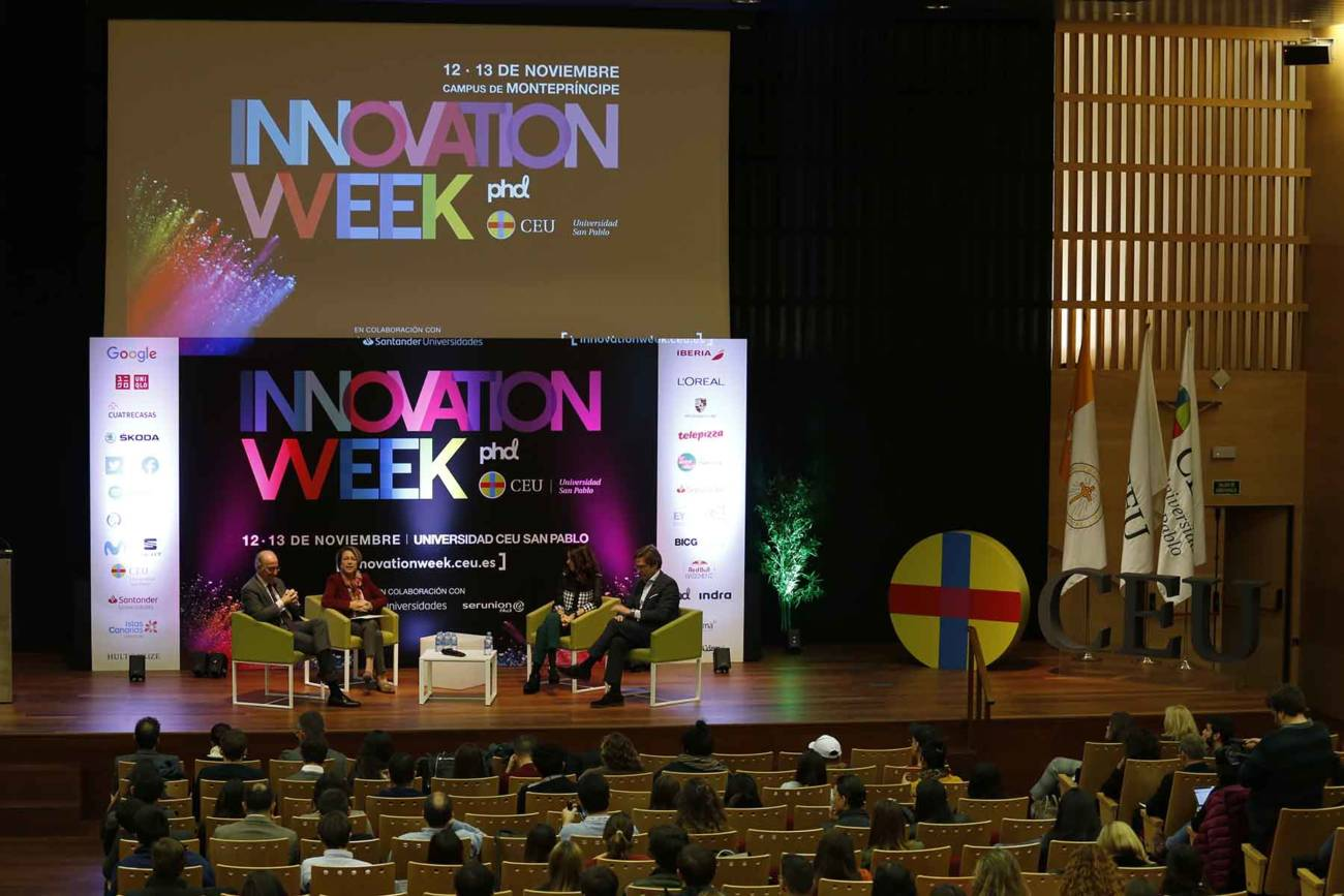 innovation week ceu