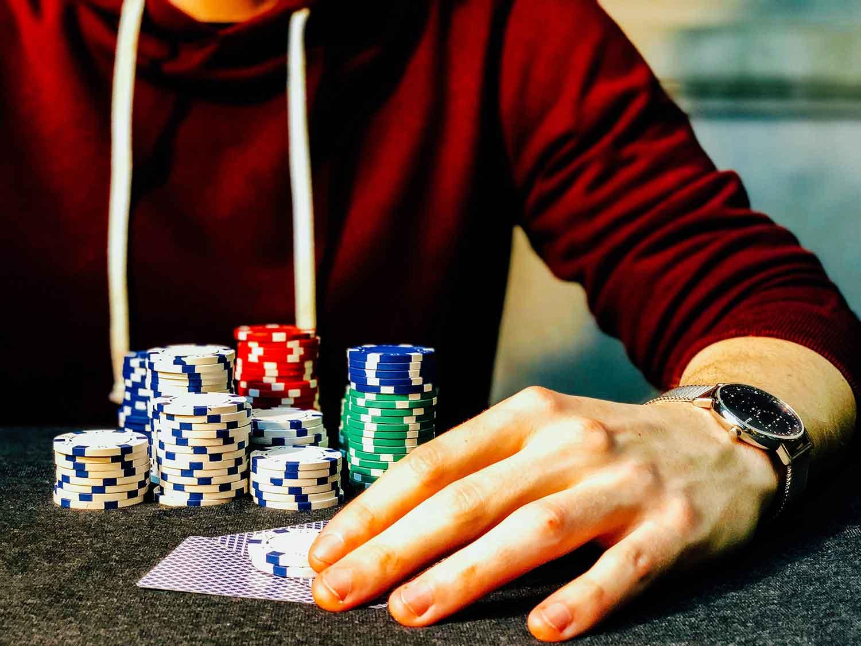 juego, apuestas, póker
