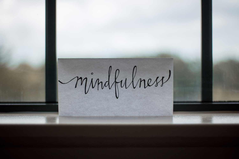 mindfulness, bienestar, calma