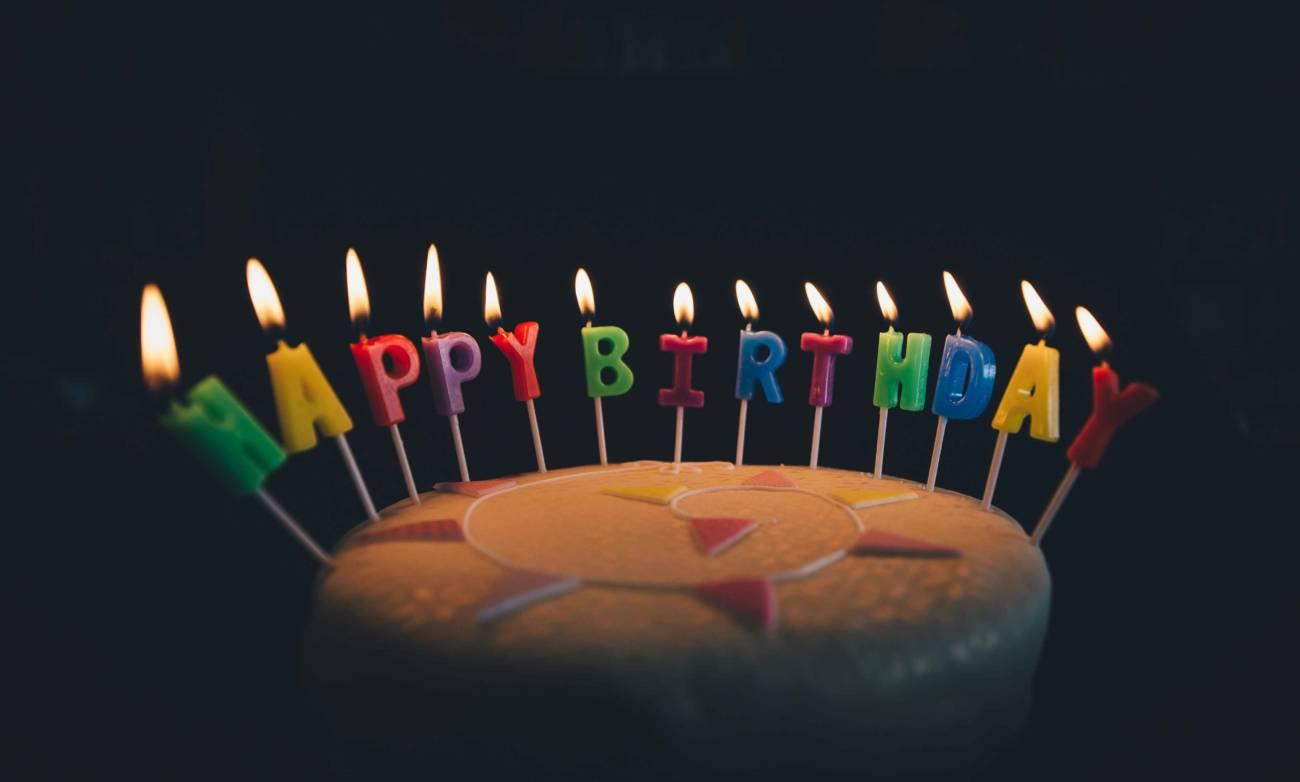 cumpleaños, aniversario