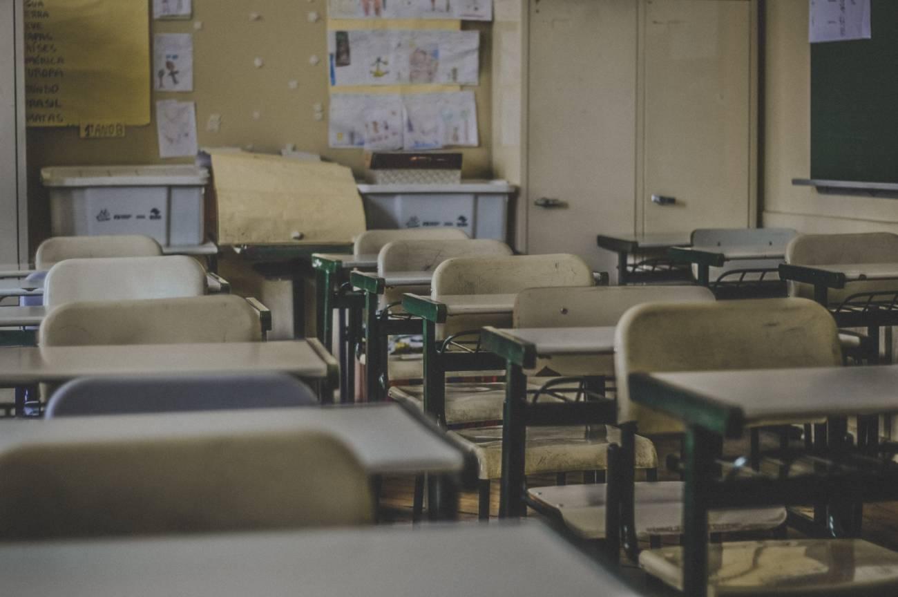 Coronavirus, colegio, clase, escuela