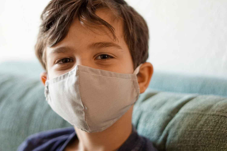 vuelta al cole, mascarilla, COVID-19, pandemia