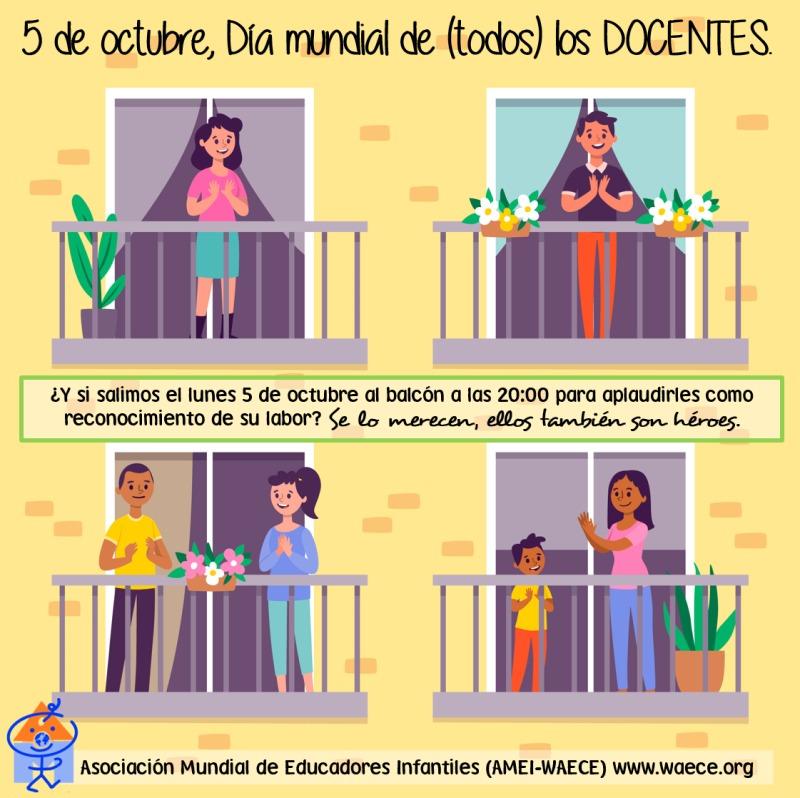 día mundial docente