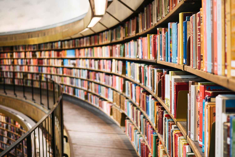 educación, libros, biblioteca, conocimiento