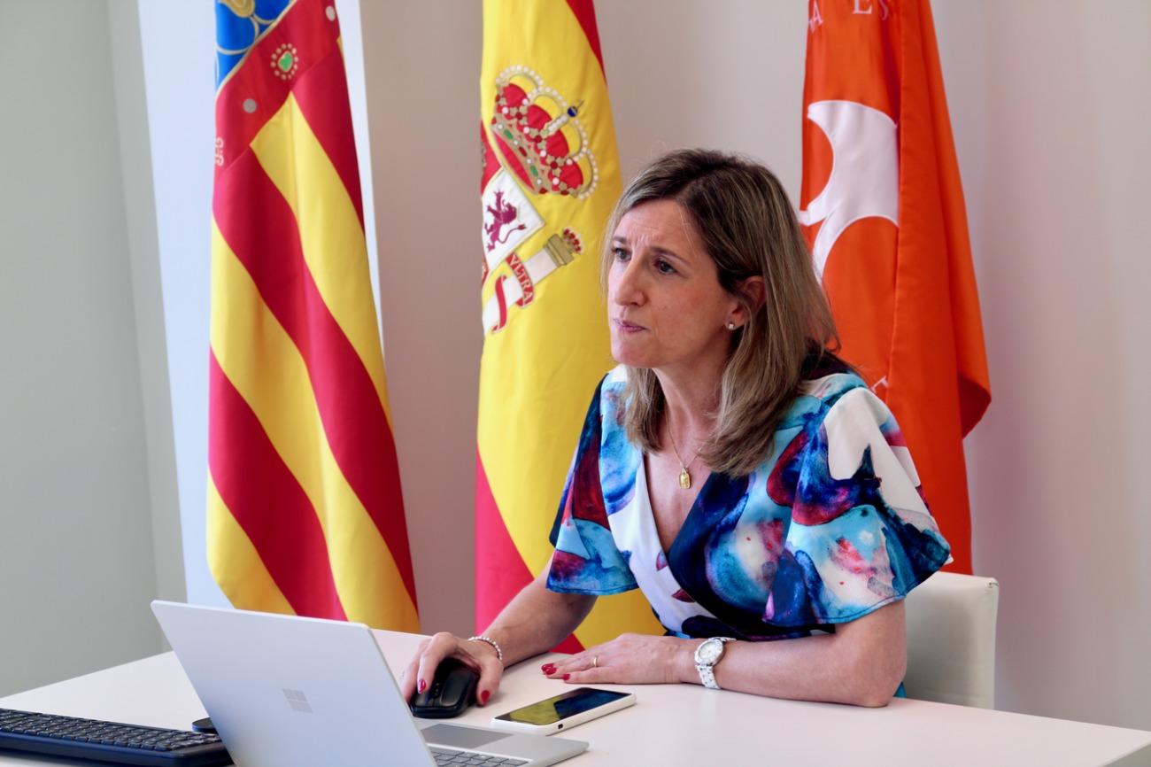 Eva María Giner Rectora de VIU